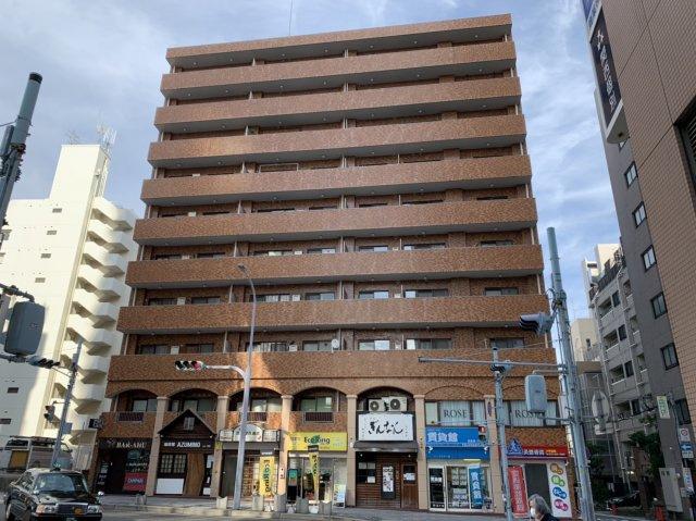 【外観】ライオンズマンション六甲道第3(灘区深田町)8階