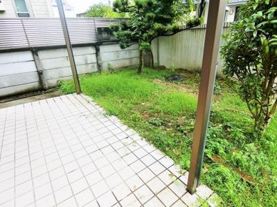 【庭】上野芝町戸建