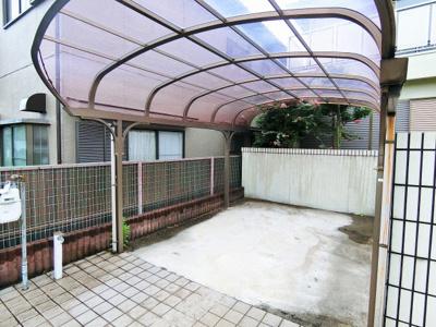 【駐車場】上野芝町戸建