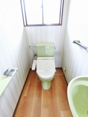 【トイレ】上野芝町戸建