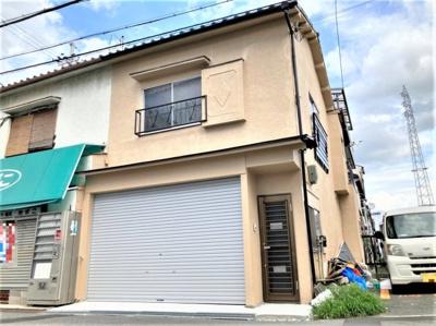 【外観】萱島東2丁目貸倉庫