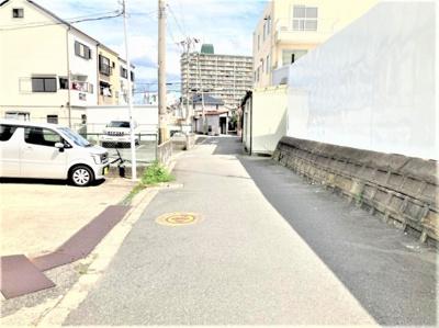 【周辺】佐太中町5丁目事務所付貸倉庫