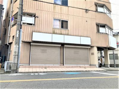 【外観】下島町貸店舗・事務所