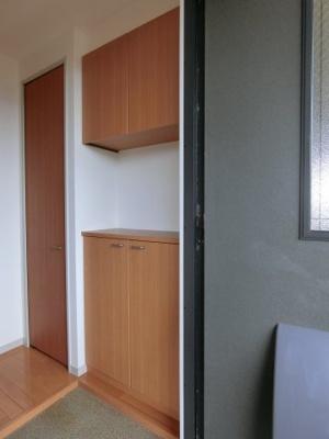 203号室の写真(イメージ反転あり)