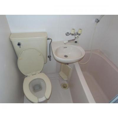 【浴室】日神パレス板橋