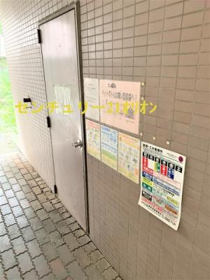 【その他共用部分】コルテ・フロリーダ豊玉(トヨタマ)