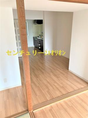 【居間・リビング】コルテ・フロリーダ豊玉(トヨタマ)