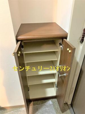 【収納】藤和シティコープ練馬
