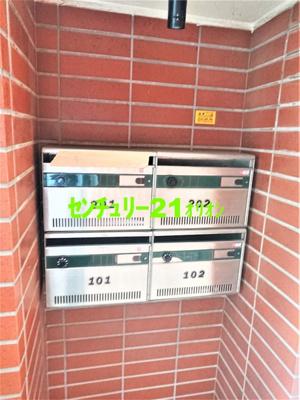 【エントランス】メゾン戸沢(トザワ)