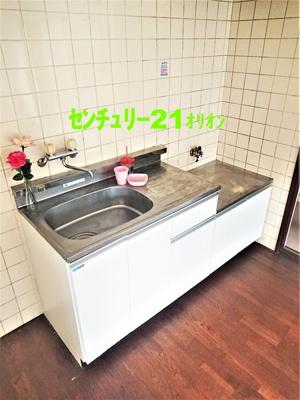 【キッチン】メゾン戸沢(トザワ)
