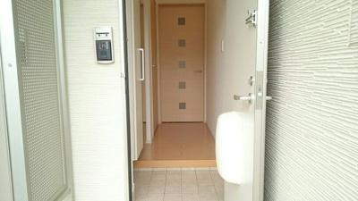 【玄関】サニーヒルズ ガーデンⅡ