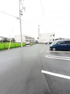 【駐車場】グリーンヒルズ福山・弐番館