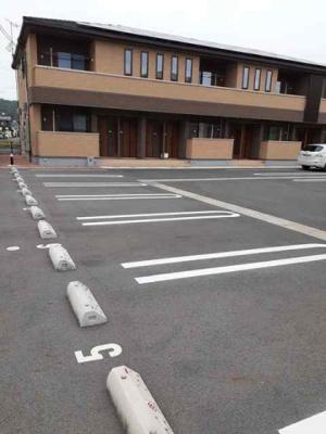 【駐車場】ジェルメZ・B