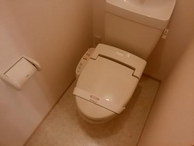 【トイレ】リヴェール長瀬