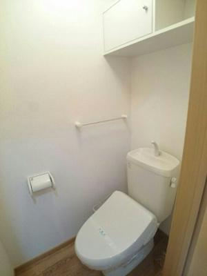 【トイレ】アーバンハイツ小松D