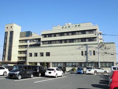 福山第一病院まで500m