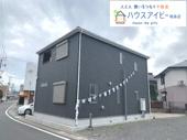 長良福光 新築建売 限定1邸 お車スペース3台可能!インナーバルコニーのあるお家!バス停そばの画像