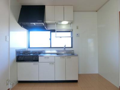 【キッチン】エアフォルクB棟