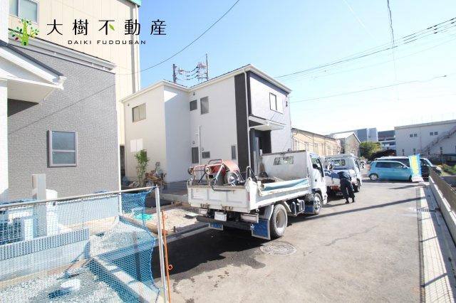 【外観】綾瀬市小園 新築戸建て 全3棟 【仲介手数料無料】