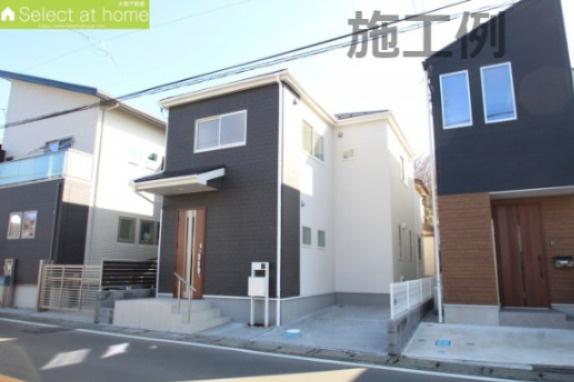 【内観:施工例】綾瀬市小園 新築戸建て 全3棟 【仲介手数料無料】