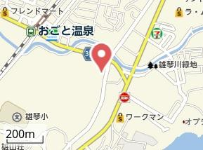 【地図】フローデリーⅠ