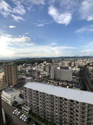 【展望】ヴァンデュールパレス神宮東