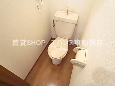 【トイレ】グローバルヴィラ弐番館