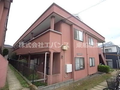 【外観】グローバルヴィラ弐番館