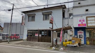 【外観】古三津門田店舗 南棟