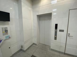 西天満FUKUE BLD(西天満フクエビル) エレベーターホール