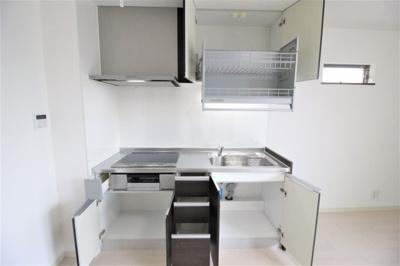【キッチン】クリエオーレ南上小阪