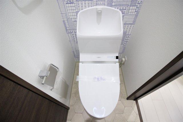 【トイレ】クリエオーレ南上小阪