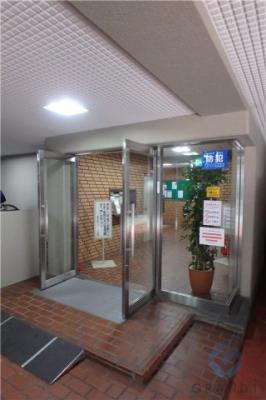 【エントランス】藤和新町コープ