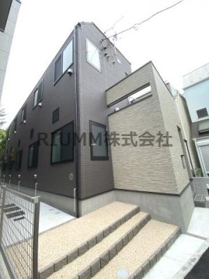 【外観】ハーモニーテラス北新宿3