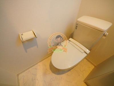 【トイレ】オーガスタコート横浜反町