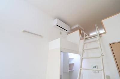 エアコン※写真は105号室使用