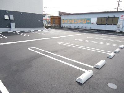 【駐車場】フレッチェ・ボスコⅤ