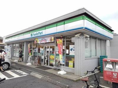 ファミリーマート越谷宮本町店まで140m