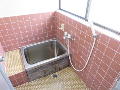 【浴室】長沼ハウス