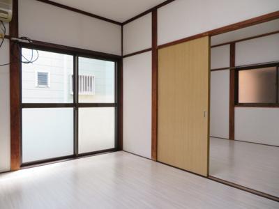 【洋室】長沼ハウス