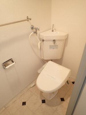 【トイレ】メリディアンシティ