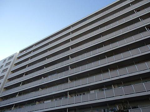 最上階の南東向き オートロック完備 新規内装リフォーム済み