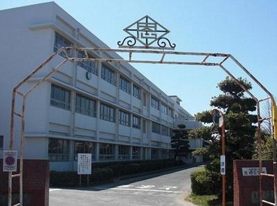 恩田小学校まで1100m
