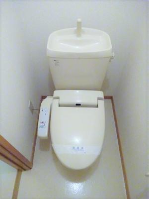 【トイレ】アネックス・メープル高松