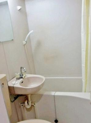 【浴室】ルミエール鶯谷