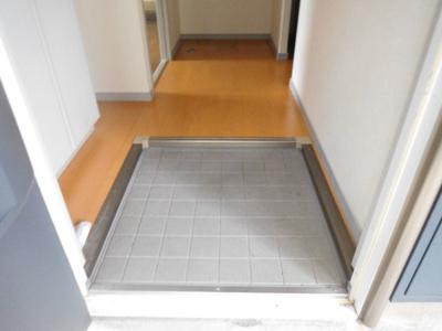 【玄関】クレッセント