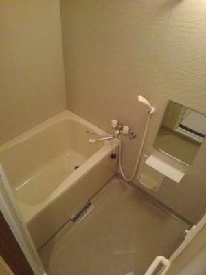 【浴室】アルメリア壱番館