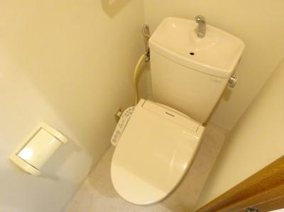 【トイレ】日神パレステージ駒場