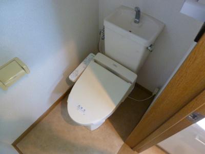 【トイレ】グランメゾン