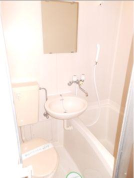 【浴室】紀ハイツ